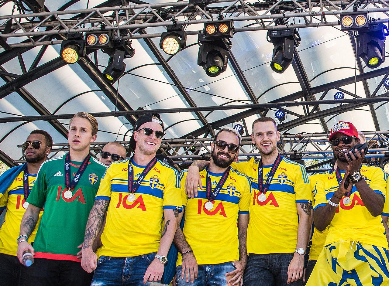 Schwedens U21 Fußballteam