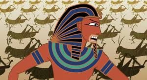 Ägypter, Heuschrecken