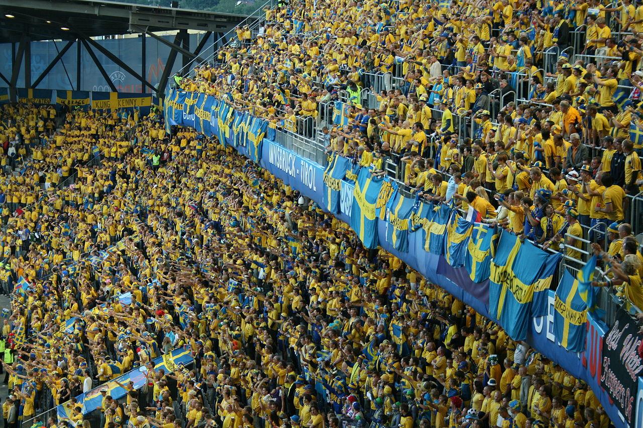 Fußballstadion Schweden