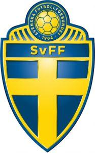 Logo Fußballverband Schweden SvFF