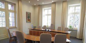 OLG Koblenz Gerichtszimmer
