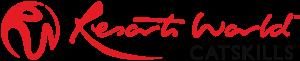 Das Logo des Resort World Catskills