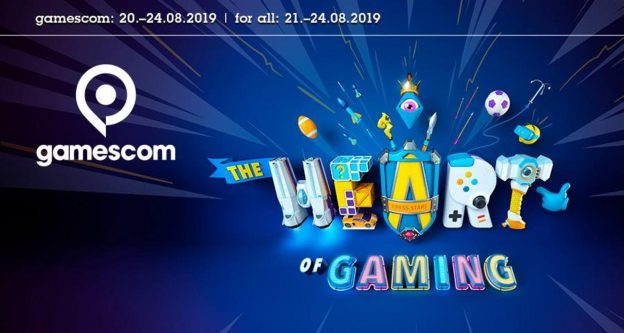 Gamescom, Logo, Heart of Gaming