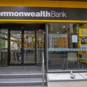 Filiale Commenwealth Bank Australien