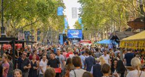 Impressionen vom Gamescom City Festival, Impressionen, Hohenzollernring, Köln