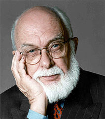 James Randi Portrait
