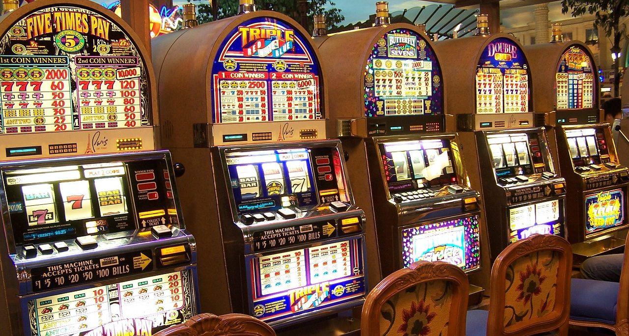 Spielautomaten, Glücksspiel