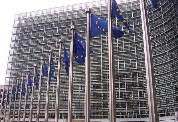 Europäische Kommission Gebäude