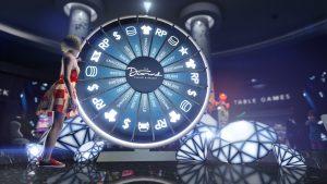 Spielszene im Casino aus GTA Online.