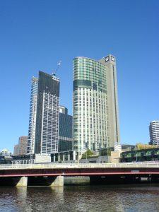 Crown Casino Melbourne von außen