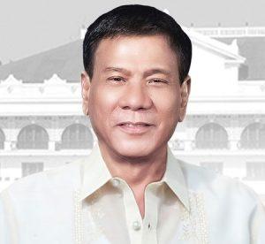 Präsident Rodrigo Duterte