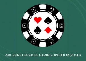 Philippines Offshore Gambling Operator POGO Logo