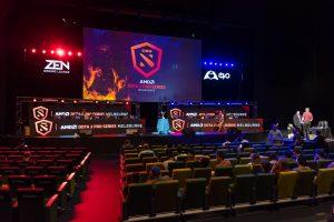 eSports Turnier Dota 2 Melbourne