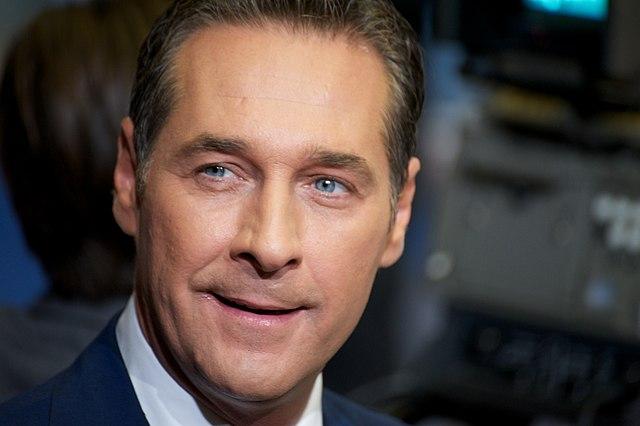 FPÖ-Politiker Heinz-Christian Strache