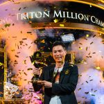 Aaron Zang gewinnt das Triton Million: A Helping Hand for Charity in London