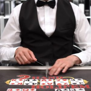 Karten, Spieltisch, Dealer, Anzug, Fliege