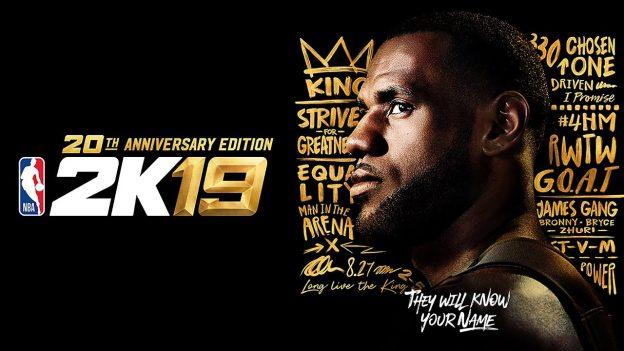 Logo des Spiels NBA 2K
