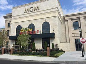 MGM Springfield, Massachusetts, Casino
