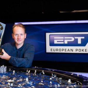 Simon Brandstrom, Poker, EPT Logo