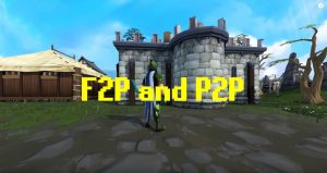 Burg, Person, F2P and P2P