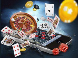 Online Casinos, mobiles Spielen
