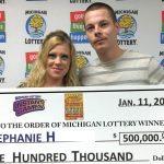 US-Paar gewinnt halbe Million und startet Karriere als Serieneinbrecher