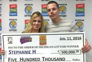 Gewinner Michigen Lottery 2016