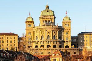 Bundeshaus Bern Schweiz