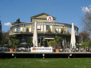 Grand Casino Baden Außenansicht