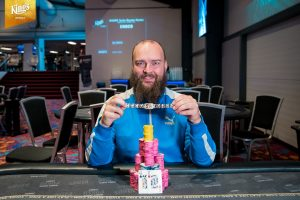 Tomas Fara, Poker, Bracelet, WSOPE 2019