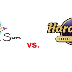 Hard Rock Logo, Mohegan Logo