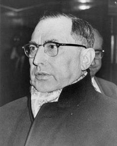 Joseph Profaci im Portrait
