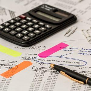 Taschenrechner Steuern