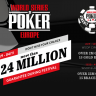 WSOPE 2019 Logo, Pokerchip