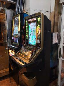 Spielautomaten in Barcelona
