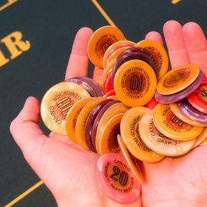 Casino, Jetons