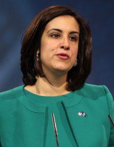 Nicole Malliotakis im Portrait