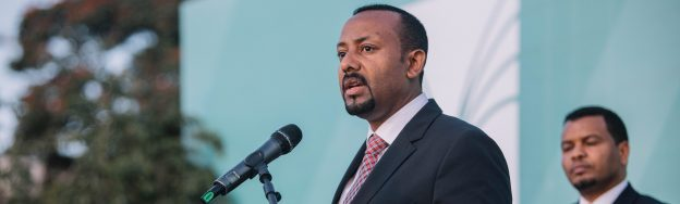 Abiy Ahmed Ali, äthiopischer Ministerpräsident