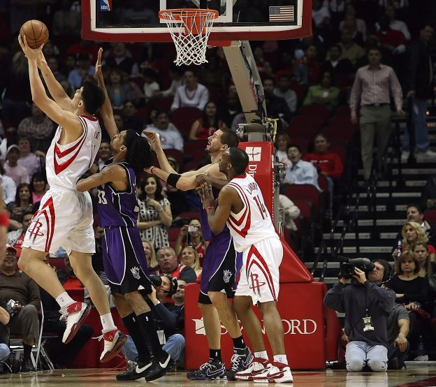 NBA Basketball Spiel