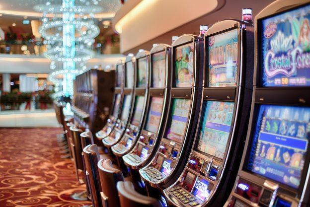Glücksspielautomaten, Casino