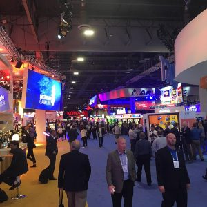 Bild von der Global Gaming Expo