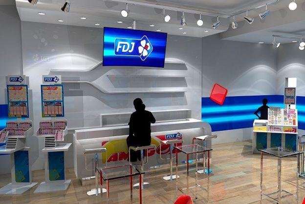 FDJ Lottoannahmestelle