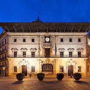 Rathaus von Palma de Mallorca