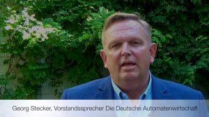 Georg Stecker im Gespräch