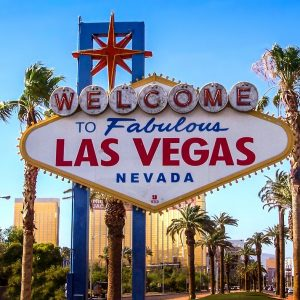 Las Vegas, US-Bundesstaat Nevada