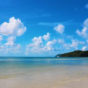 Strand von Phu Quoc, Vietnam