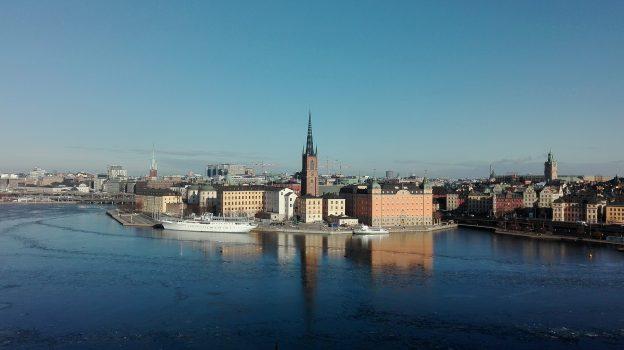 Stockholm, Meer, Stadt