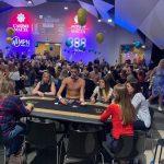 Kontroverse über halbnackte Dealer beim Battle of Malta Ladies Event