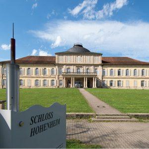 Gebäude Universität Hohenheim