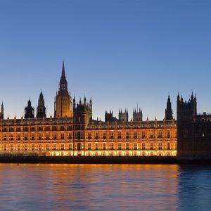 Parlament Big Ben London
